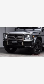 2017 Mercedes-Benz G63 AMG for sale 101482465
