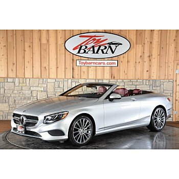 2017 Mercedes-Benz S550 Cabriolet for sale 101080090