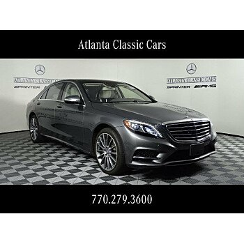 2017 Mercedes-Benz S550 for sale 101224801