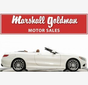 2017 Mercedes-Benz S550 Cabriolet for sale 101233194