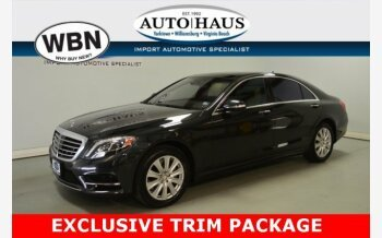 2017 Mercedes-Benz S550 for sale 101245730