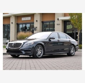 2017 Mercedes-Benz S550 for sale 101270412