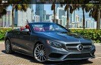 2017 Mercedes-Benz S550 Cabriolet for sale 101286808
