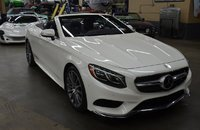 2017 Mercedes-Benz S550 Cabriolet for sale 101290493