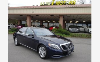 2017 Mercedes-Benz S550 4MATIC for sale 101295788