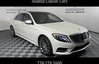 2017 Mercedes-Benz S550 for sale 101305587