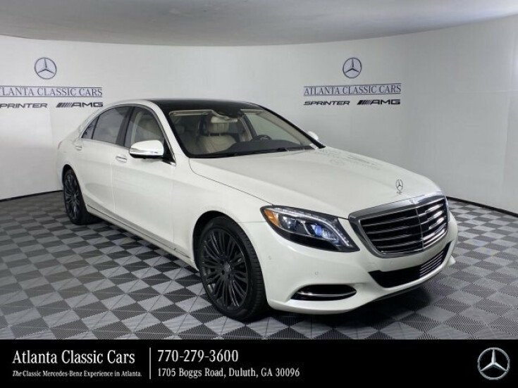 2017 Mercedes-Benz S550 for sale 101316119