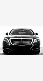 2017 Mercedes-Benz S550 for sale 101339545