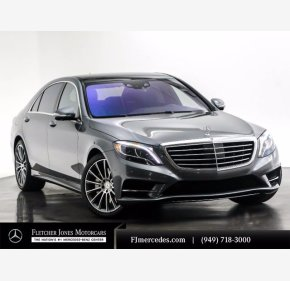2017 Mercedes-Benz S550 for sale 101341123