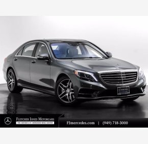 2017 Mercedes-Benz S550 for sale 101344764