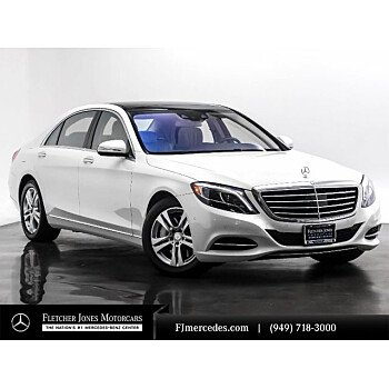 2017 Mercedes-Benz S550 for sale 101345689