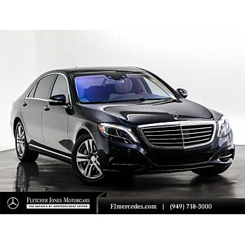 2017 Mercedes-Benz S550 for sale 101347306