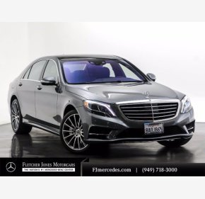 2017 Mercedes-Benz S550 for sale 101360372