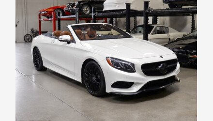 2017 Mercedes-Benz S550 for sale 101374353