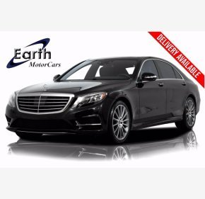 2017 Mercedes-Benz S550 for sale 101380192