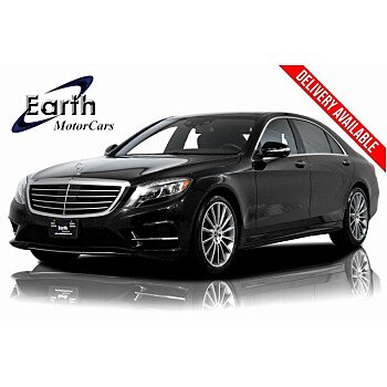 2017 Mercedes-Benz S550 for sale 101380194