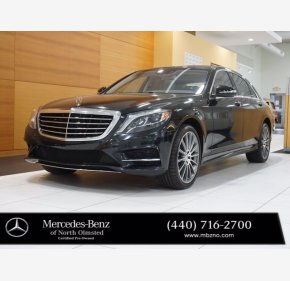 2017 Mercedes-Benz S550 for sale 101397262