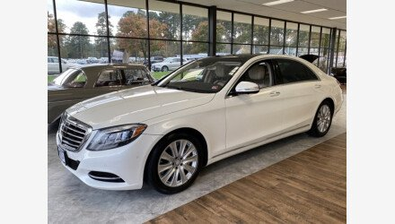 2017 Mercedes-Benz S550 for sale 101401194