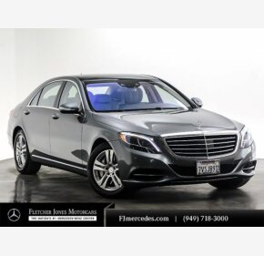 2017 Mercedes-Benz S550 for sale 101437519
