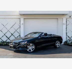 2017 Mercedes-Benz S550 for sale 101441586