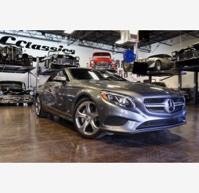 2017 Mercedes-Benz S550 Cabriolet for sale 101444980