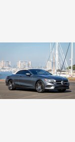 2017 Mercedes-Benz S550 for sale 101448235