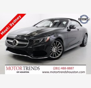 2017 Mercedes-Benz S550 for sale 101450765