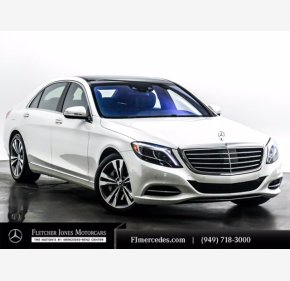 2017 Mercedes-Benz S550 for sale 101457860