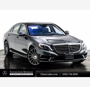 2017 Mercedes-Benz S550 for sale 101465954
