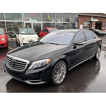 2017 Mercedes-Benz S550 4MATIC for sale 101481102