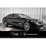 2017 Mercedes-Benz S550 for sale 101572953