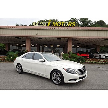 2017 Mercedes-Benz S550 for sale 101604006