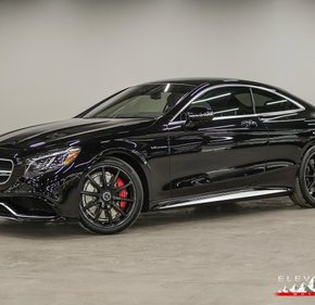 2017 Mercedes-Benz S63 AMG 4MATIC Coupe for sale 101092480