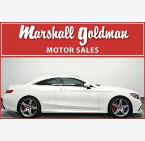 2017 Mercedes-Benz S63 AMG 4MATIC Coupe for sale 101112421