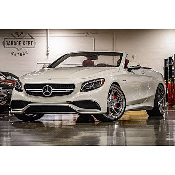 2017 Mercedes-Benz S63 AMG for sale 101242518