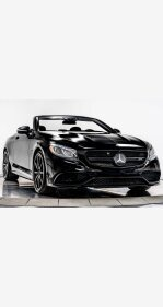 2017 Mercedes-Benz S63 AMG for sale 101421277
