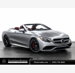 2017 Mercedes-Benz S63 AMG for sale 101435654