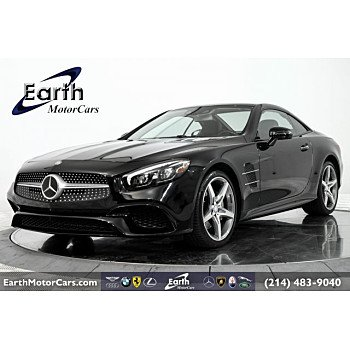 2017 Mercedes-Benz SL550 for sale 101213396
