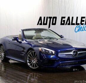 2017 Mercedes-Benz SL550 for sale 101380732