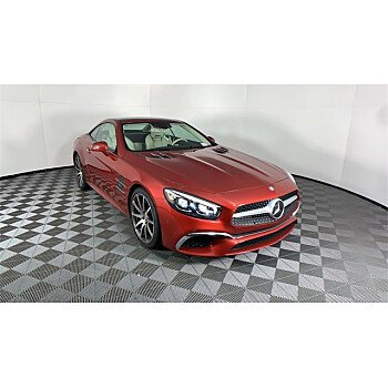 2017 Mercedes-Benz SL550 for sale 101430281