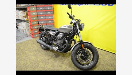 2017 Moto Guzzi V9 Bobber for sale 200665370