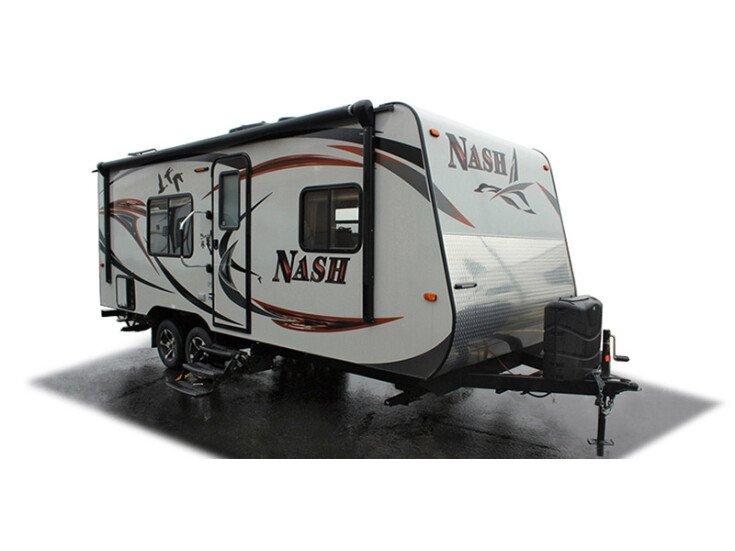 2017 Northwood Nash 23B specifications