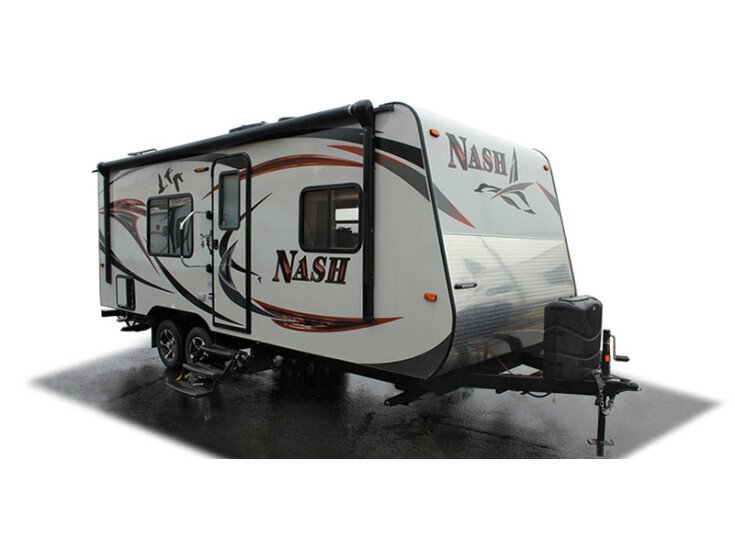 2017 Northwood Nash 26N specifications