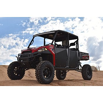 2017 Polaris Ranger Crew XP 1000 for sale 200548312