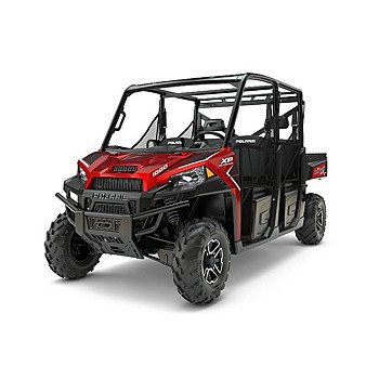 2017 Polaris Ranger Crew XP 1000 for sale 200676813