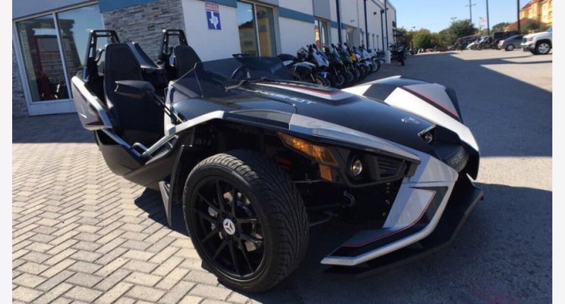 2017 Polaris Slingshot Slr For Sale Near Frisco Texas 75034
