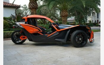 2017 Polaris Slingshot SLR for sale 200860223
