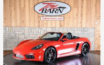 2017 Porsche 718 Boxster for sale 101048439