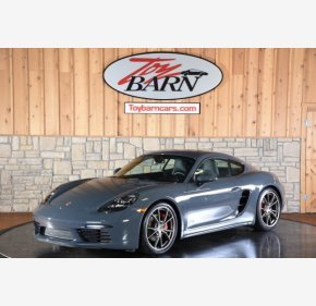 2017 Porsche 718 Cayman S for sale 101038926