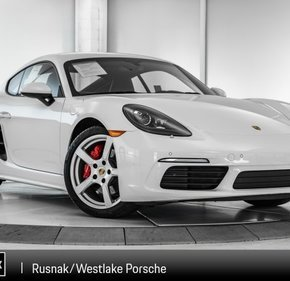 2017 Porsche 718 Cayman S for sale 101187684